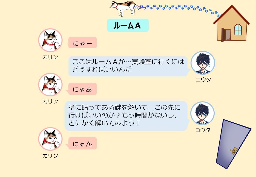 スライド3猫